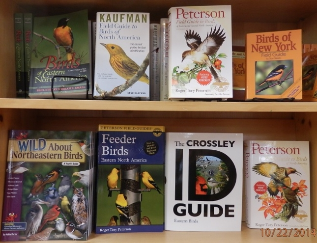 Field Guides/ Books